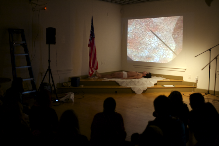 TODO BAJO CONTROL at Villa Victoria Center for the Arts, Boston<br>© Ximena Izquierdo Ugaz 2013